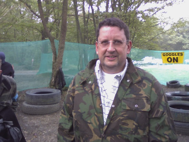 Paintball Terry