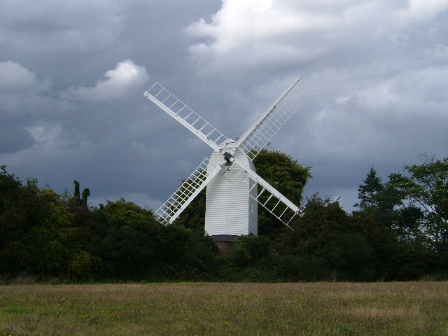 Bocking Windmill.